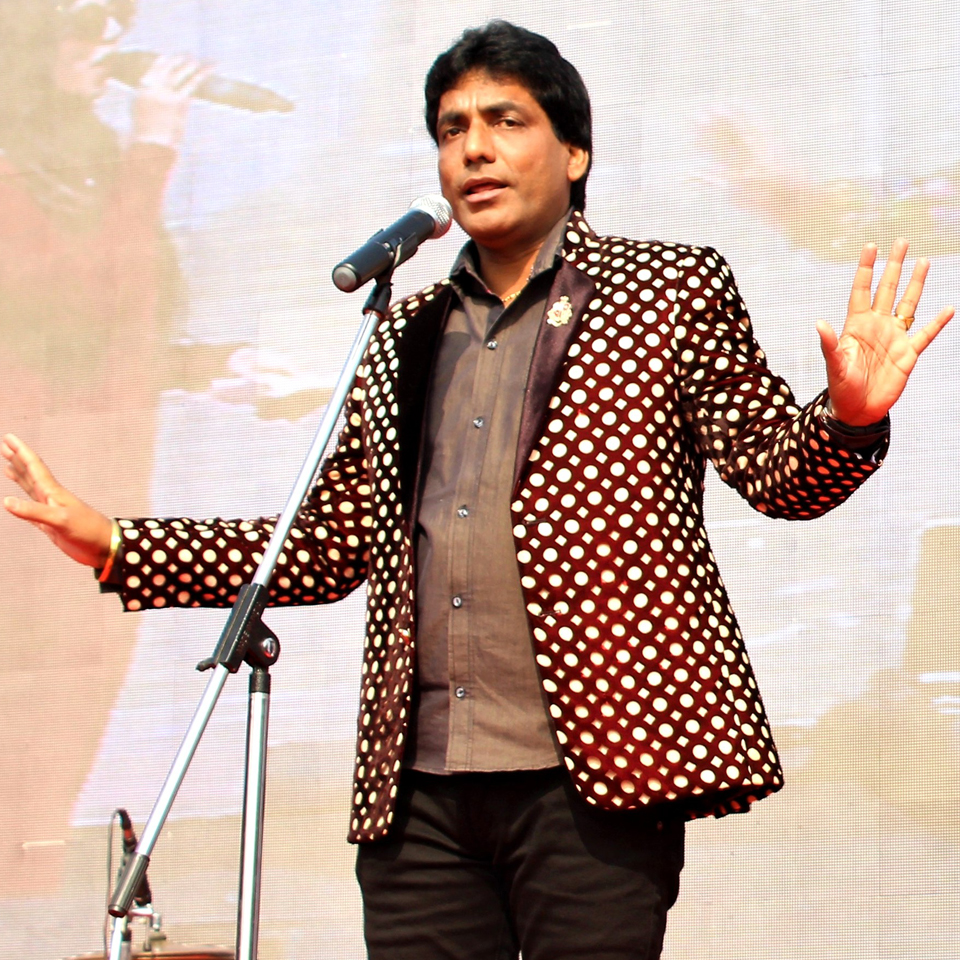 Dipoo Srivastava Standup Comedian &